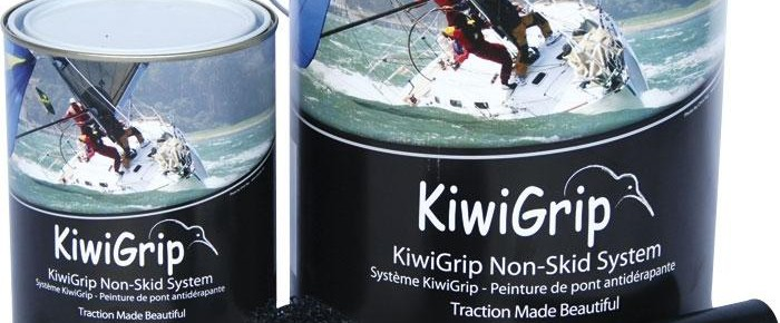 Tips – How To Use KiwiGrip Non-Skid Deck Coating
