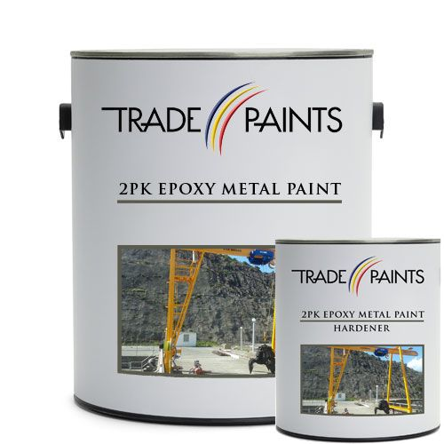 2 Pack Epoxy Metal Topcoat Paint Www Paints4trade Com