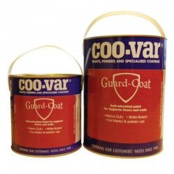 Coo-Var Guard-Coat Water Based Floor Paint | paints4trade.com