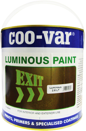 Coovar Luminous Paint Paints4trade Com
