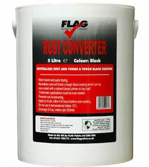 Flag Rust Converter
