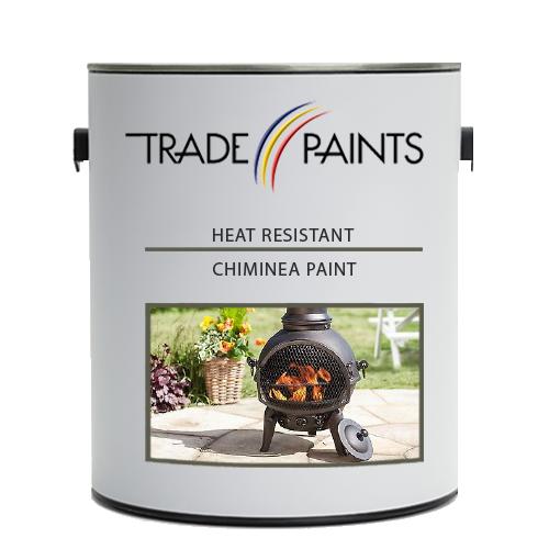 Heat Resistant Chiminea Paint 600 C Paints4trade Com