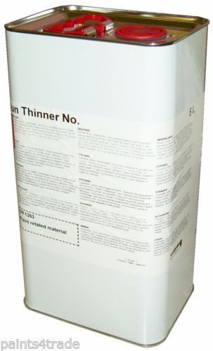 Paint Thinner In Engine Oil