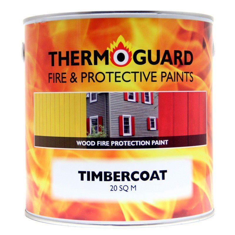 Timbercoat intusmescent for Exterior fire retardant treated wood